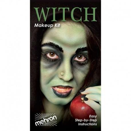 Mehon Witch Makeup Kit