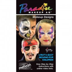 Paaradise AQ Face Painting Kit