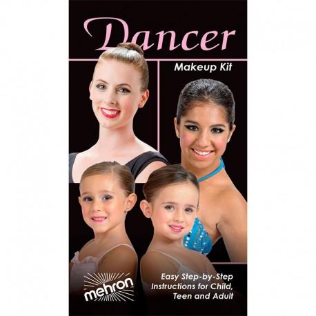 Mehron Dancer Makeup Kit