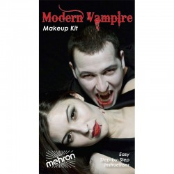 Mehron Modern Vampire Makeup Kit
