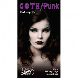 Mehron Goth/Punk Makeup Kit