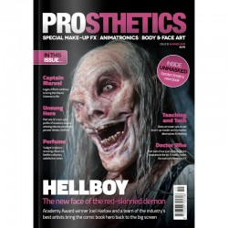Prosthetics Magazine - Issue 15 - Summer 2019