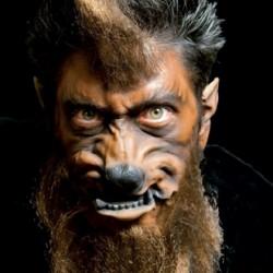 Woochie Werewolf Face