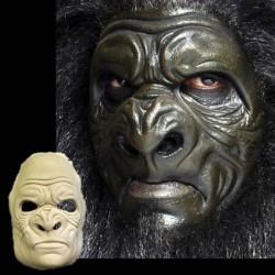 Foam Latex Mountain Gorilla Face