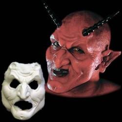 Foam Latex Devil Face