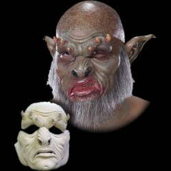Foam Latex Orc Face
