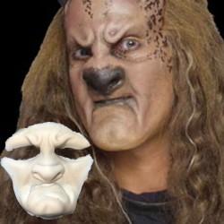 Foam Latex Beast Face