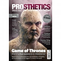 Prosthetics Magazine - Issue 16 - Autumn 2019