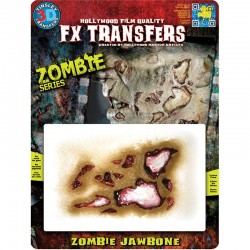 Zombie Jaw Bone FX Transfer