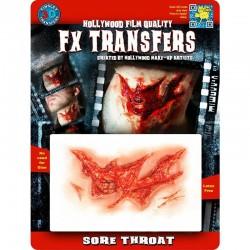 Sore Throat FX Transfer