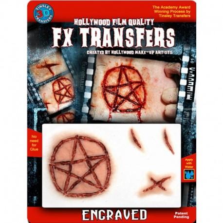 Engraved FX Transfer