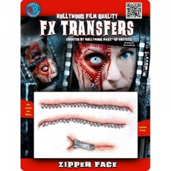 Zipper Face FX Transfer
