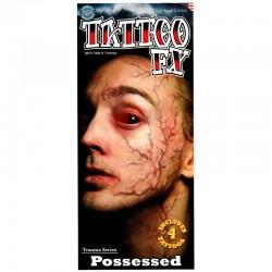 Possessed Trauma Series Tattoo FX