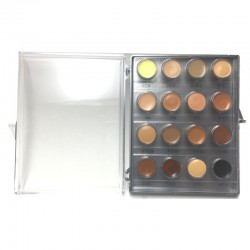 Kryolan RMG 16-Color Mini Palette - Flesh