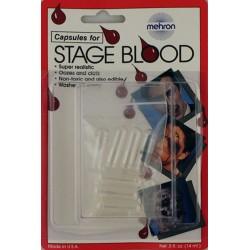 Mehron Empty Blood Capsules