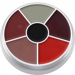 Kryolan Cream Color Circle - Burn & Injury