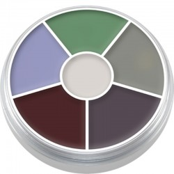Kryolan Cream Color Circle - Creature Feature