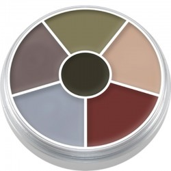 Kryolan Cream Color Circle - Death