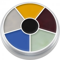 Kryolan Cream Color Circle - Monster