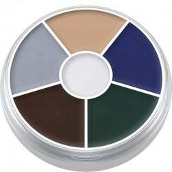 Kryolan Cream Color Circle - Zombie