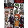 Terror Series 1 Stickers