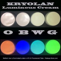 Kryolan UV-Luminous Cream