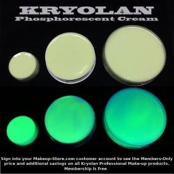 Kryolan Phosphorescent Glow-in-the-Dark Cream