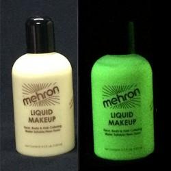 Mehron Glow-in-the-Dark Liquid Makeup