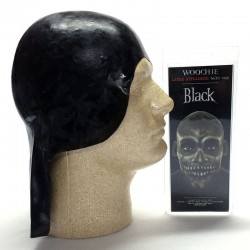 Woochie Latex Bald Cap - Black