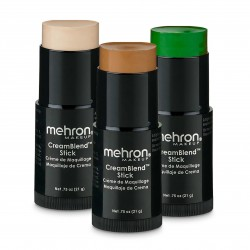 Mehron CreamBlend Stick - DISCONTINUED COLORS