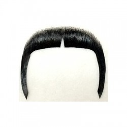Real Hair Mandarin Moustache