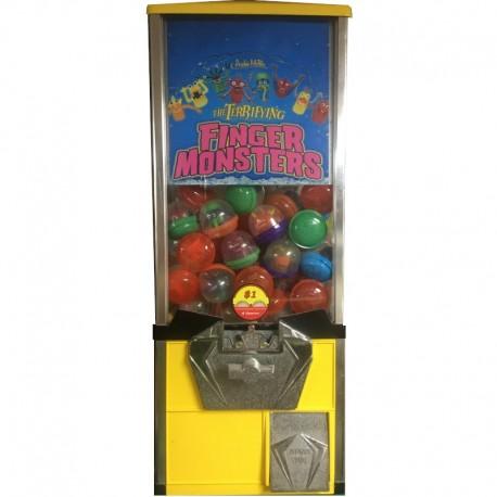 """Terrifying Finger Monsters 2"""" Capsule Vend"""