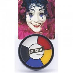 Graftobian Clown Wheel