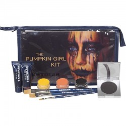 Kryolan The Pumpkin Girl Makeup Kit