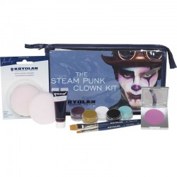 Kryolan Steam Punk Clown Makeup Kit