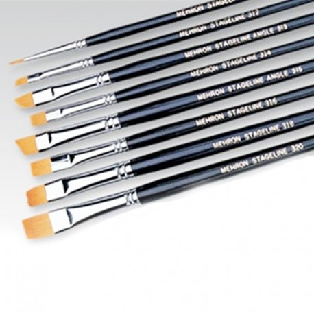 Mehron Stageline Makeup Brushes