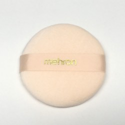 Mehron Peach Powder Puff - 3.5-inch