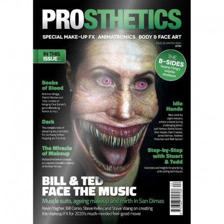 Prosthetics Magazine - Issue 20 - Winter 2020