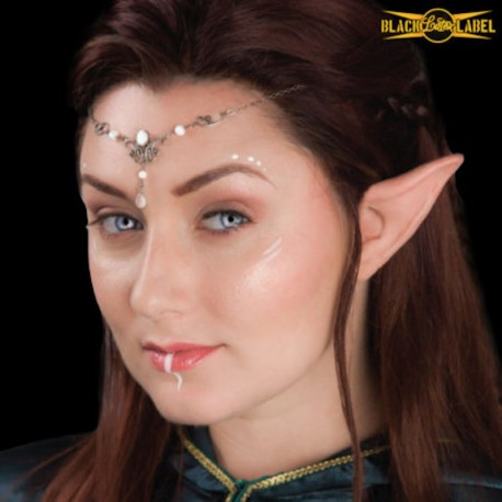 Elven Ears Latex Prosthetic