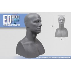 Deluxe Life-Size Full Ed Head Armature