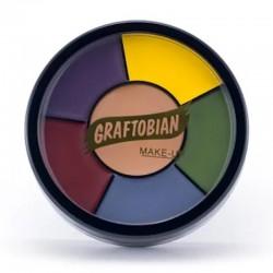 Graftobian Pro F/X RMG Wheel - Injury