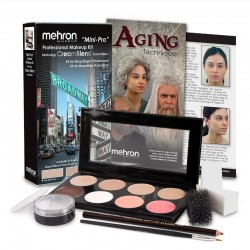 Mehron Mini-Pro Professional Makeup Kit - Fair/Olive Fair