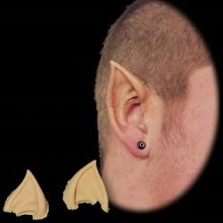 Pointed Ear Tips Foam Latex Prosthetics