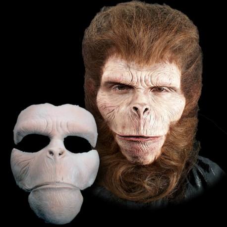 Chimp Face Foam Latex Prosthetic