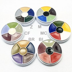 Kryolan Cream Color Circles