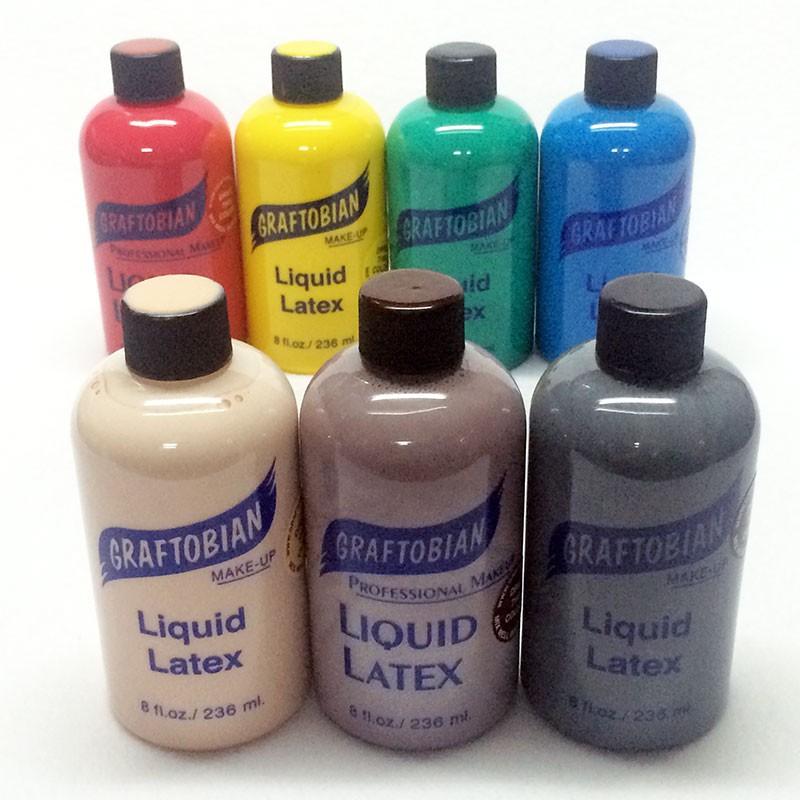 Graftobian Colored Liquid Latex - Makeup-Store.com