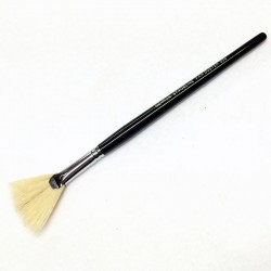 Mehron Fan Duster Brush