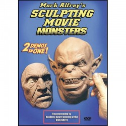 Sculpting Movie Monsters - DVD