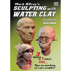 Sculpting with Water Clay - DVD