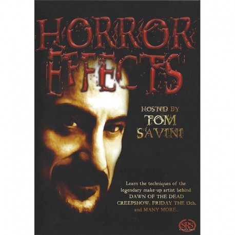 horror effects dvd